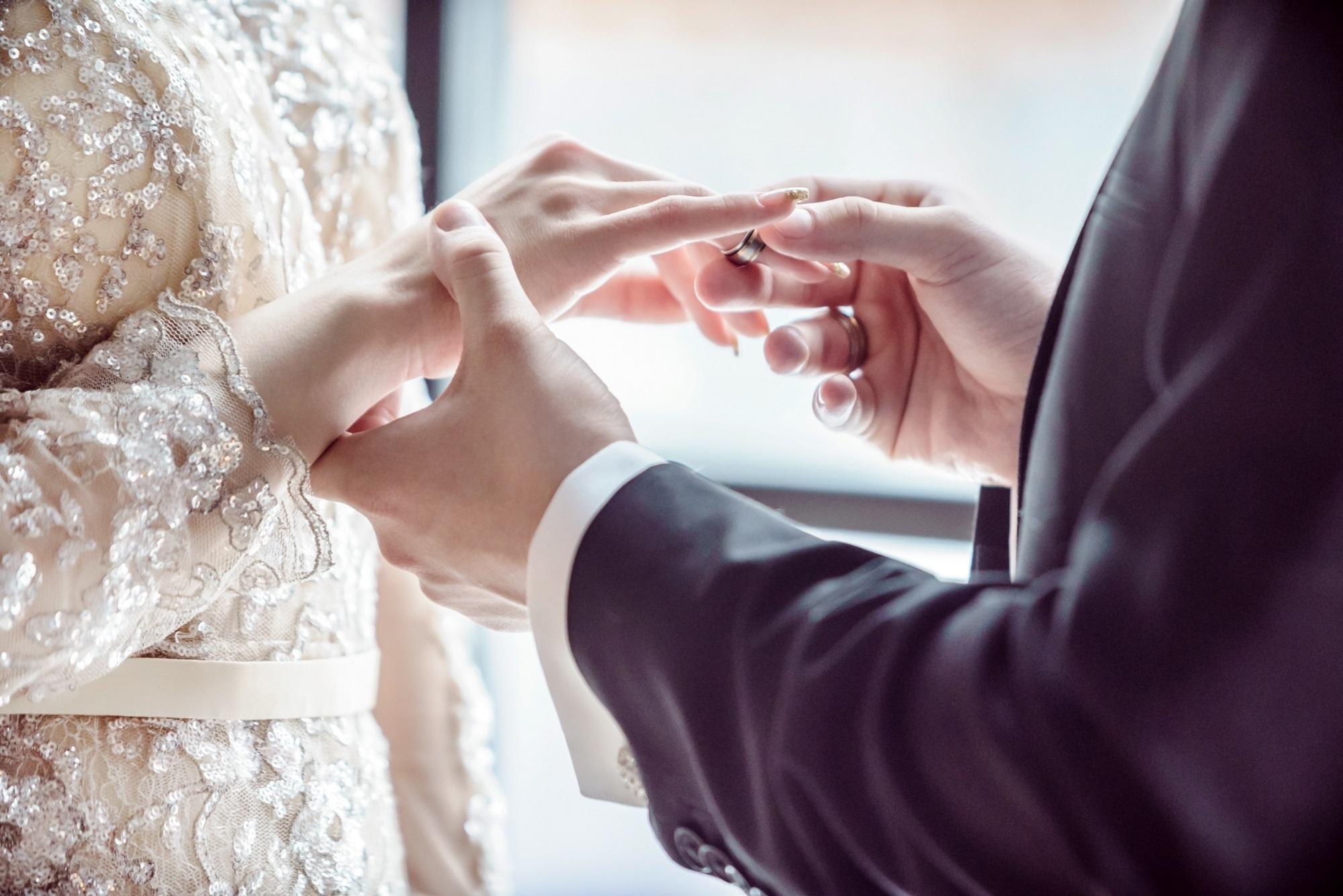 Le Sacrement De Mariage Cybercure